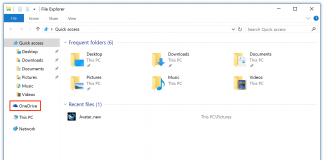 file-explorer-one-drive-sidebar